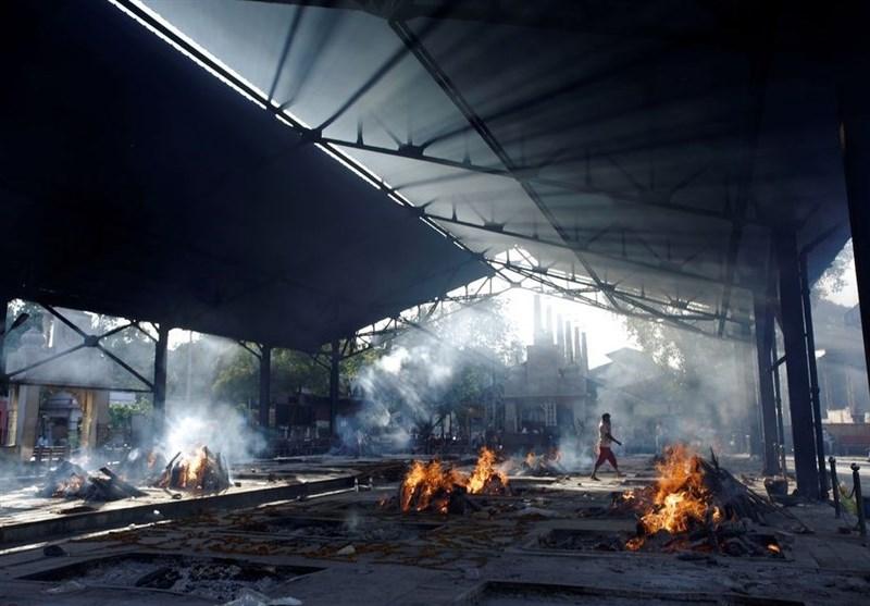 کرونا , کشور هند ,