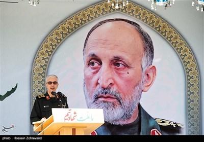 سخنرانی سردار سرلشکر محمد باقری رئیس ستاد کل نیروهای مسلح در