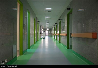 بیمارستان تخصصی کرونا در پیک چهارم -کرمانشاه