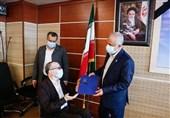 موسسه فرهنگی، ورزشی و توانبخشی ایثار و معارفه مدیرعامل جدید