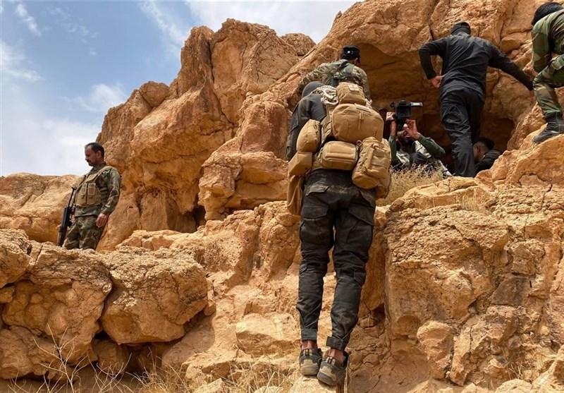 استراتژی موفق حشد شعبی در دیالی و کشف 160 بمب در الانبار