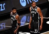 لیگ NBA| پیروزی نتس با درخشش دورانت و اروینگ/ میلواکی مغلوب آتلانتا شد