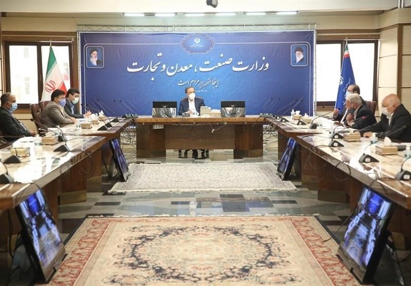 دیدار اعضای انجمن مواد شوینده با وزیر صمت/ تاکید رزمحسینی بر حمایت ویژه از تولید صادرات محور