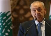 لبنان|نبیه بری: از ابتکار خود برای تشکیل دولت عقبنشینی نمیکنم/ طرح میشل عون برای تشکیل کابینه