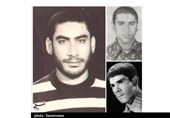 تصاویری از 3 شهید تازه تفحص شهرستان دزفول و فیلم کمتردیده شده از شهید عبدالحمید خبری + فیلم