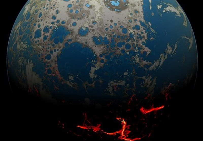 Earth's Continental Crust Formed 500 Million Years Earlier than Thought