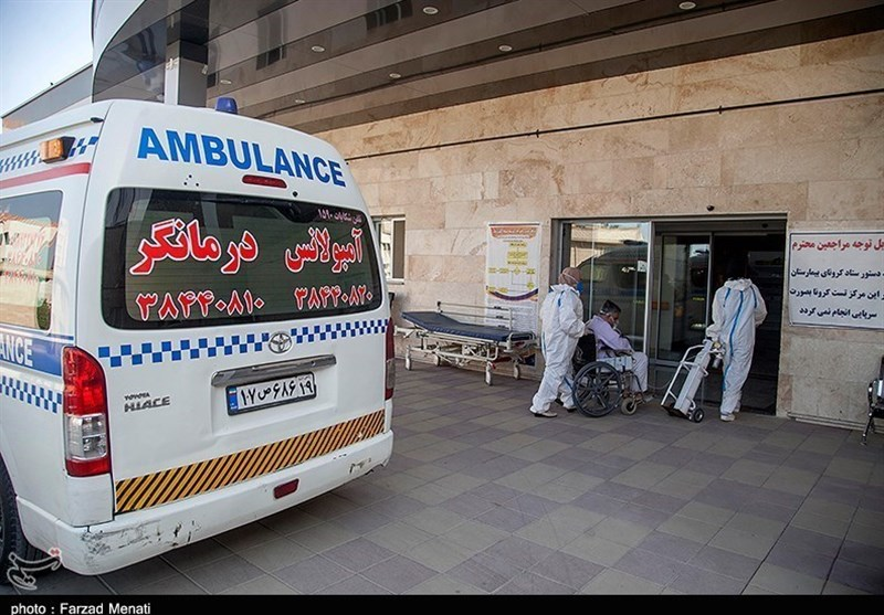 COVID Daily Death Toll in Iran Stands at 286