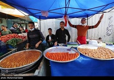 شهر رمضان المبارک فی الاراضی المحتلة