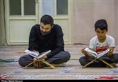 """ترتیل جزء هجدهم قرآن با صدای """"عبدالباسط و عباس امامجمعه"""""""