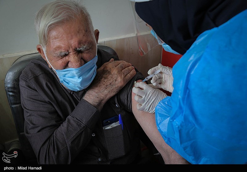 16 هزار سالمند گیلانی در برابر کرونا واکسینه شدند