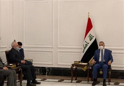 الکاظمی: ایران شریک راهبردی عراق است/ حمایت تهران از بغداد در برابر داعش هرگز فراموش نخواهد شد