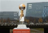 برنامه دیدارهای ایران در جام جهانی فوتسال مشخص شد/ احتمال تقابل مجدد با برزیل در یکهشتم نهایی
