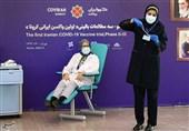 مینو محرز: نه تب داشتم نه عوارض / تولید ماهیانه 15 میلیون واکسن «کوو ایران برکت»