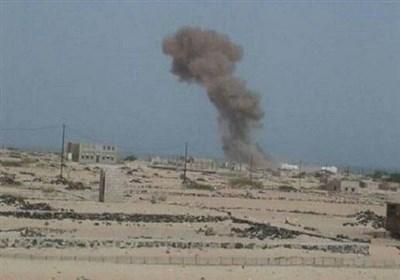 وقوع سه انفجار در مأرب/ یک مرکز نظامی هدف حمله پهپادی ارتش یمن قرار گرفت
