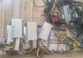 437 دستگاه ماینر غیر مجاز در استان خراسانجنوبی کشف شد