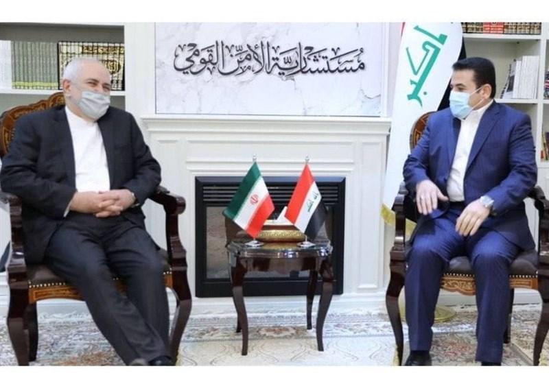Iran-Iraq Ties Serve Regional Security: Zarif