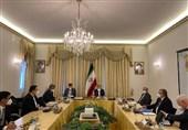 اختتام اجتماع اللجنة المشترکة للاتفاق النووی فی فیینا