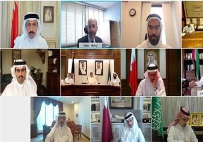 آمریکا اعضای شورای همکاری خلیج فارس را در جریان مذاکرات وین گذاشت