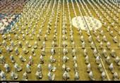 تداوم رزمایش کمک مومنانه سپاه در کردستان/توزیع 6250 بسته معیشتی + تصاویر