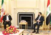 Zarif Meets Top Kurdish Authorities in Erbil