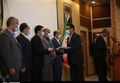 معارفه مدیرکل ثبت اسناد و املاک استان بوشهر به روایت تصویر