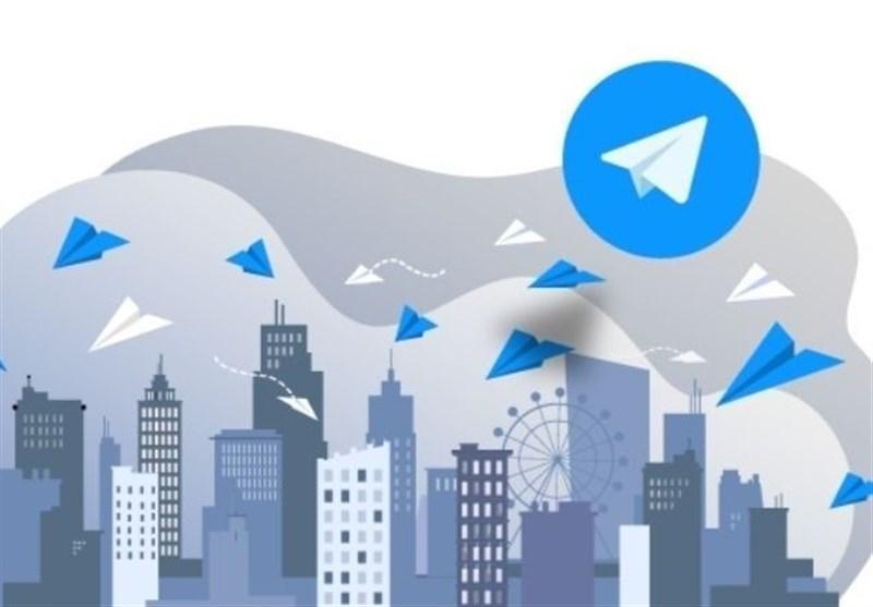 تبلیغات در تلگرام با محصولات رباتیک کاربر مجازی