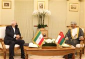 Zarif, Al Busaidi Discuss Iran-Oman Ties, Regional Developments