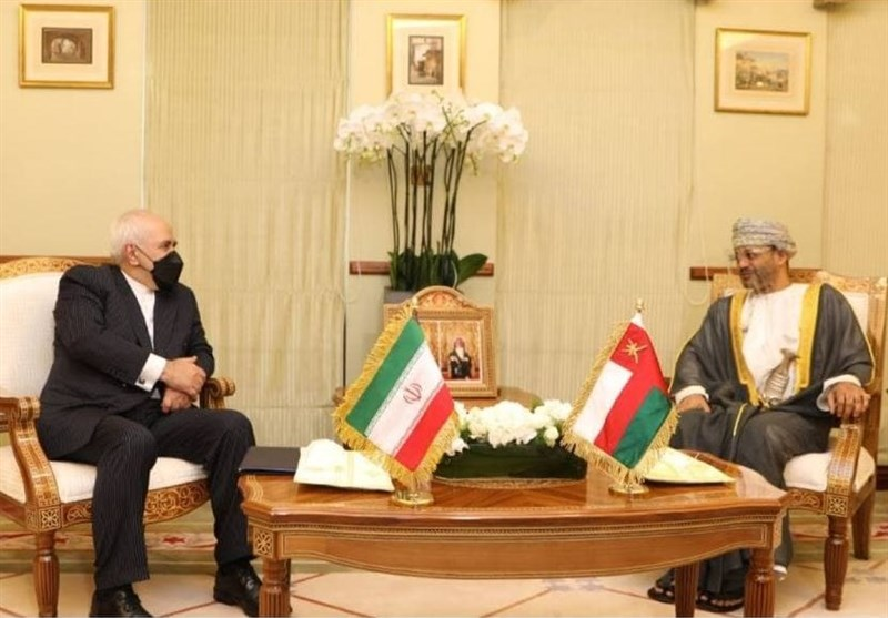 Zarif, Al Busaidi Discuss Iran-Oman Ties, Regional Developments