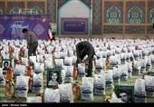 توزیع 3000 بسته پروتئینی با ارزش 5 میلیارد ریال در محلات کم برخوردار تهران توسط بنیاد احسان