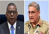 گفتگوی تلفنی وزیر دفاع آمریکا و فرمانده ارتش پاکستان درباره خروج نظامیان خارجی از افغانستان