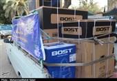 توزیع 540سری جهیزیه و 30هزار بسته معیشتی در هرمزگان به روایت تصویر