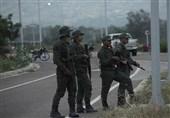 کشته شدن 8 سرباز ونزوئلایی در درگیری با گروههای مسلح در مرزهای کلمبیا