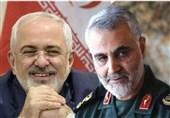 """واکنش معلمان و دانشگاهیان قزوین به سخنان """"ظریف"""" / میدان مقاومت به جبهه دیپلماسی عزت و حکمت دارد"""