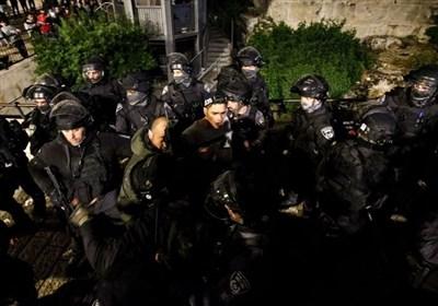 مسجدالاقصی باز هم کانون درگیریهاست/ اوضاع نوار مرزی غزه متشنج شد/ سرکوب تجمعات فلسطینی در کرانه باختری