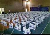 50000 بسته معیشتی توسط مجمع رهروان امر به معروف اصفهان توزیع شد؛ ارائه خدمات ویژه به سالمندان