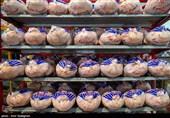 رکورد 121درصدی رشد قیمت گوشت مرغ در فروردین ماه امسال
