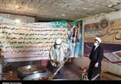 گروه جهادی شهید الیاسی 1000پرس غذای گرم بین نیازمندان اندیمشک توزیع کرد + تصاویر