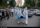 107 بیمار جدید کرونا در استان گیلان بستری شدند