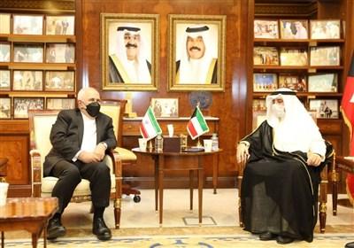 اعلام آمادگی کویت برای گسترش همکاریها با ایران