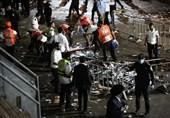 44کشته و 150 زخمی در حادثه سقوط یک پل در شمال فلسطین اشغالی+ فیلم و تصاویر