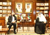 Kuwait Ready to Promote Cooperation with Iran: FM