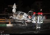 فزایش 18 درصدی تلفات حوادث رانندگی با فوت 4130 نفر در بهار 1400+ جدول