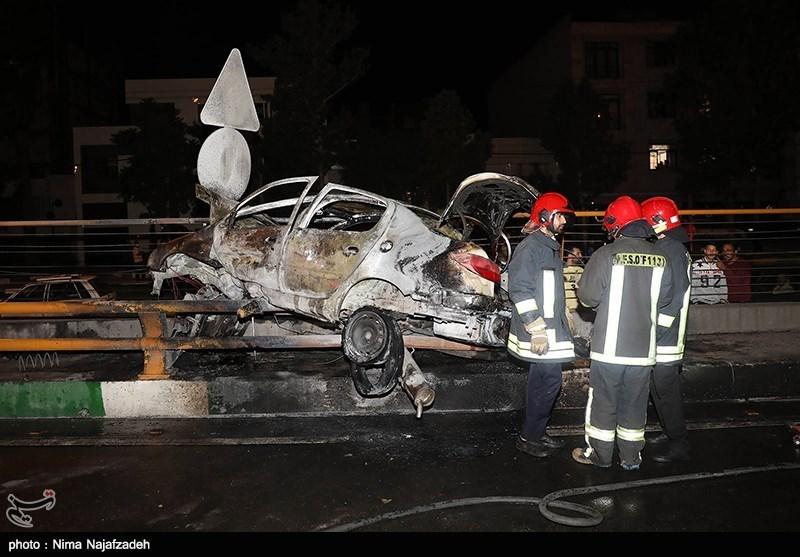 افزایش 18 درصدی تلفات حوادث رانندگی با فوت 4130 نفر در بهار 1400+ جدول