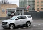 سفارت آمریکا در روسیه کارکنان کنسولی خود را تا 75 درصد کاهش میدهد