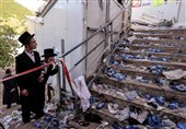 Stampede in Jewish Pilgrimage Site Kills Dozens