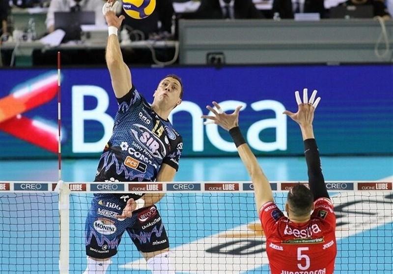 ستاره والیبال صربستان، همتیمی عبادیپور شد