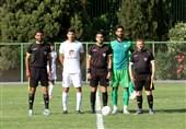 تیم فوتبال ذوبآهن در دیداری تدارکاتی به پیروزی رسید