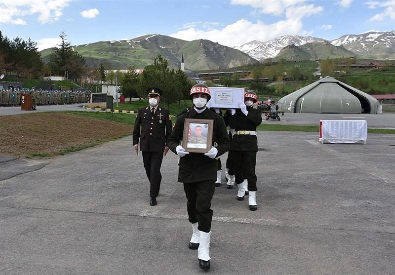جان باختن دو نظامی دیگر ترکیه در شمال عراق