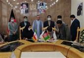 دومین تفاهمنامه مرزی مشترک ایران و افغانستان منعقد شد