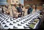 شناسایی کارگاه تولید سلاح های غیرمجاز در قزوین